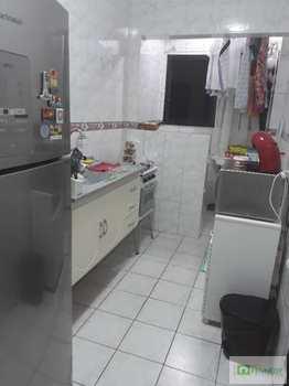 Apartamento, código 14878561 em Praia Grande, bairro Aviação