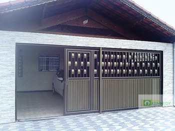 Casa, código 14878605 em Praia Grande, bairro Samambaia