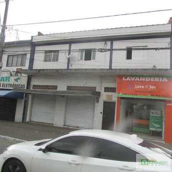 Sala Comercial em Praia Grande, bairro Aviação