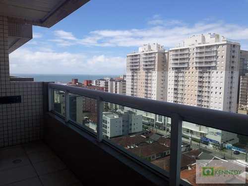 Apartamento, código 14878673 em Praia Grande, bairro Ocian