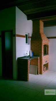 Casa, código 14878706 em Praia Grande, bairro Canto do Forte