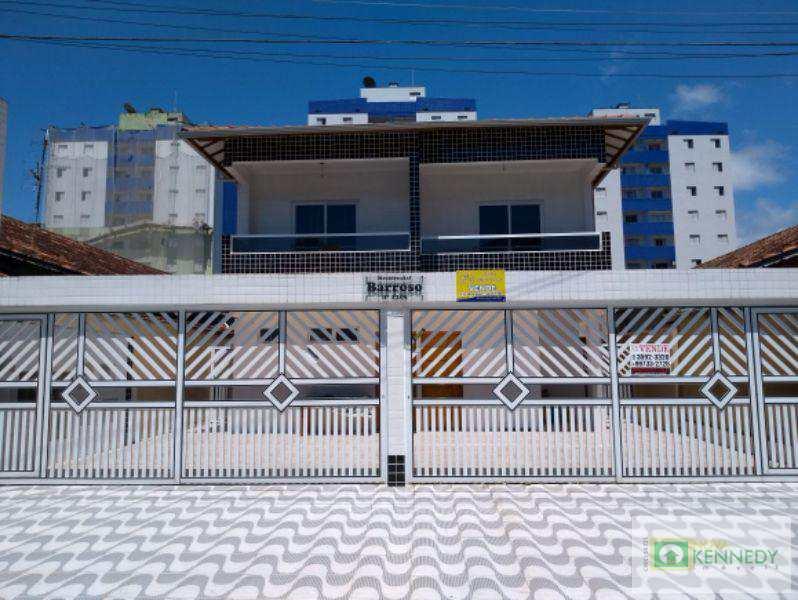 Sobrado de Condomínio em Praia Grande, bairro Canto do Forte