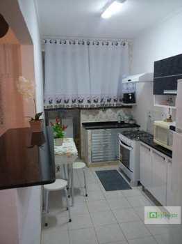 Apartamento, código 14878741 em Praia Grande, bairro Tupi