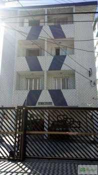 Kitnet, código 14878744 em Praia Grande, bairro Boqueirão