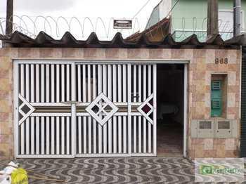 Casa, código 14878782 em Praia Grande, bairro Mirim