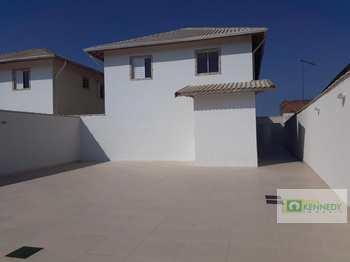 Casa de Condomínio, código 14878796 em Praia Grande, bairro Nova Mirim