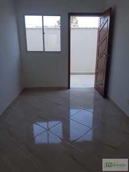 Casa de Condomínio, código 14878799 em Praia Grande, bairro Nova Mirim