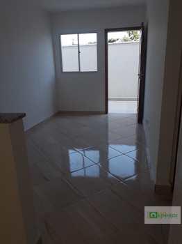Casa de Condomínio, código 14878800 em Praia Grande, bairro Nova Mirim