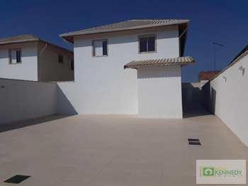 Casa de Condomínio, código 14878803 em Praia Grande, bairro Nova Mirim