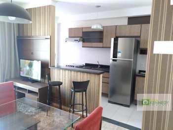 Apartamento, código 14878809 em Praia Grande, bairro Ocian