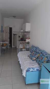 Kitnet, código 14878995 em Praia Grande, bairro Guilhermina