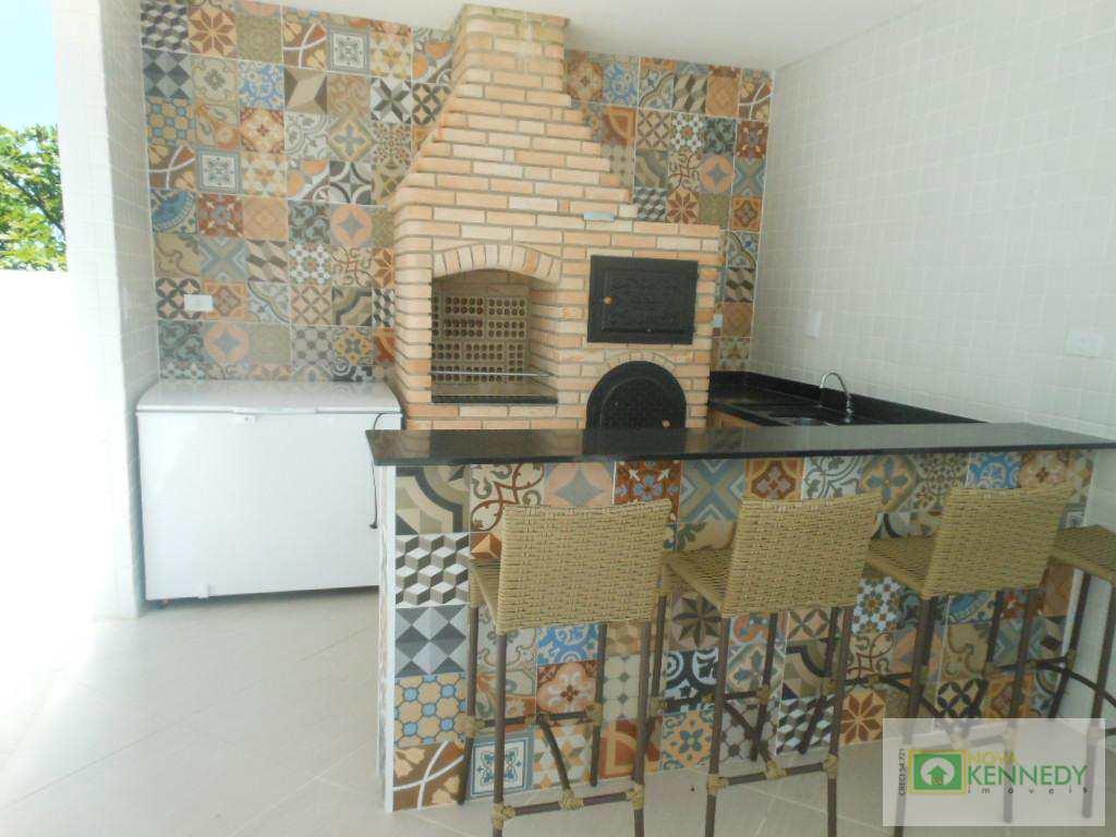 Apartamento em Mongaguá, no bairro Jardim Luciana
