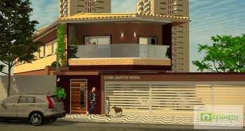 Casa de Condomínio, código 14879208 em Praia Grande, bairro Ocian