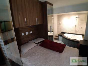 Apartamento, código 14879278 em Praia Grande, bairro Canto do Forte