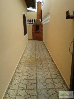 Casa, código 14879497 em Praia Grande, bairro Caiçara