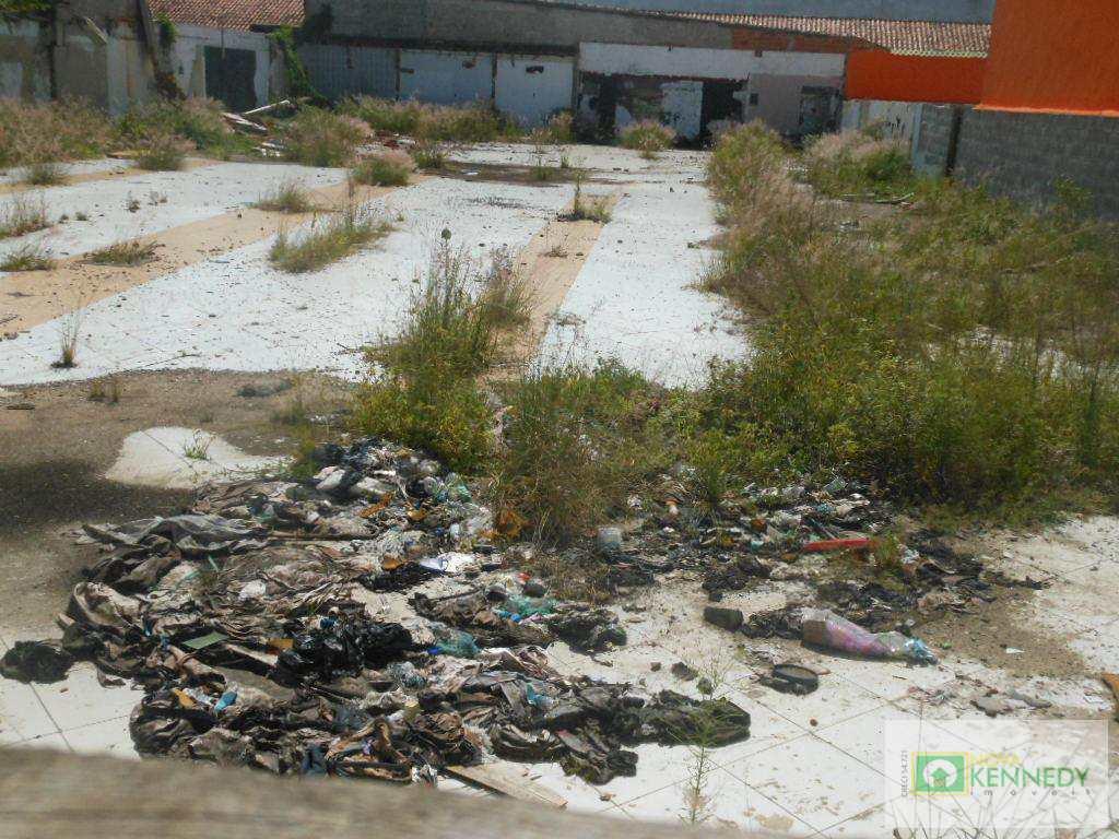 Terreno Comercial em Praia Grande, no bairro Aviação