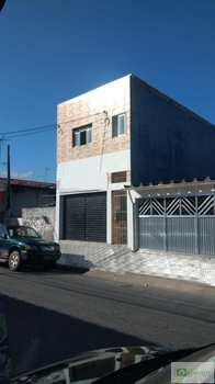Prédio, código 14879668 em Praia Grande, bairro Nova Mirim