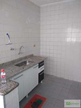 Apartamento, código 14879736 em Praia Grande, bairro Guilhermina