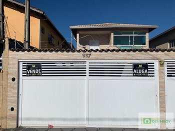 Casa, código 14879774 em Praia Grande, bairro Ocian