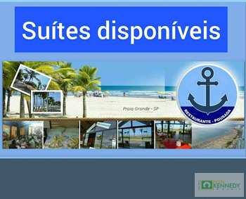 Prédio, código 14879856 em Praia Grande, bairro Caiçara