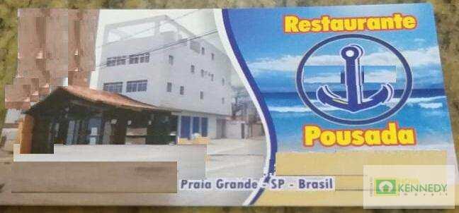 Prédio em Praia Grande, no bairro Caiçara
