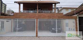 Sobrado de Condomínio, código 14879868 em Praia Grande, bairro Guilhermina