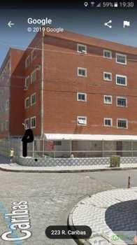 Apartamento, código 14879885 em Praia Grande, bairro Aviação