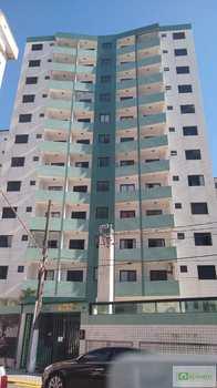 Apartamento, código 14880005 em Praia Grande, bairro Ocian