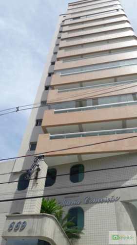 Apartamento, código 14880045 em Praia Grande, bairro Aviação
