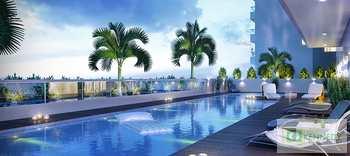 Apartamento, código 14880097 em Praia Grande, bairro Boqueirão