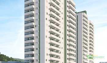 Apartamento, código 14880114 em Praia Grande, bairro Ocian