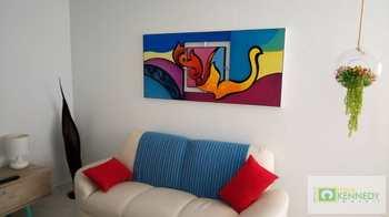Apartamento, código 14880197 em Praia Grande, bairro Guilhermina