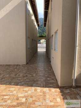 Casa de Condomínio, código 14880201 em Praia Grande, bairro Cidade da Criança