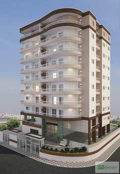 Apartamento, código 14880220 em Praia Grande, bairro Maracanã