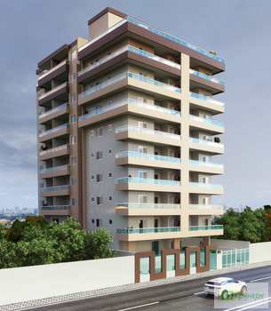 Apartamento, código 14880255 em Praia Grande, bairro Mirim