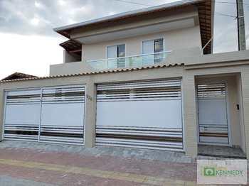 Casa de Condomínio, código 14880389 em Praia Grande, bairro Melvi