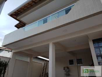 Casa de Condomínio, código 14880390 em Praia Grande, bairro Melvi