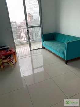 Apartamento, código 14880417 em Praia Grande, bairro Ocian
