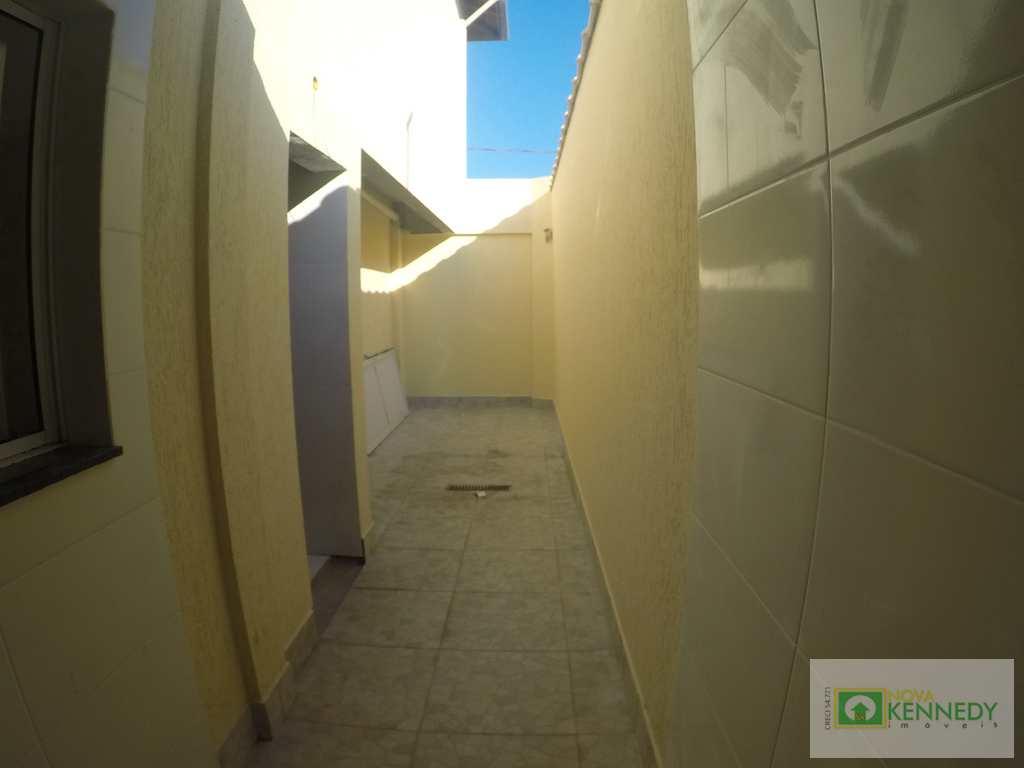 Sobrado de Condomínio em Praia Grande, no bairro Tupiry