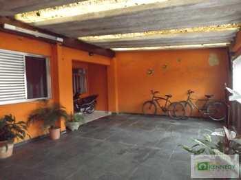 Casa, código 14880516 em Praia Grande, bairro Samambaia