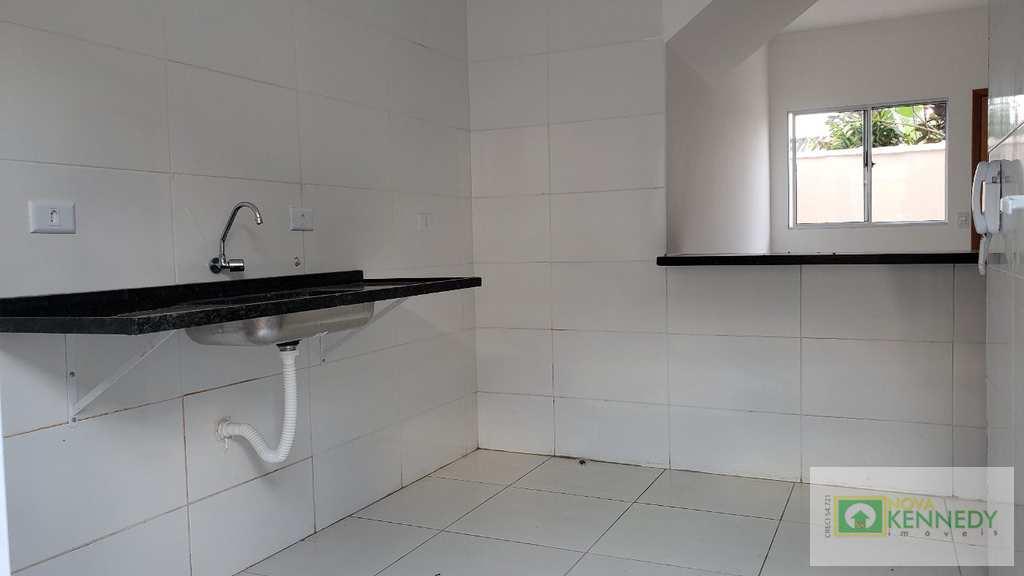 Casa de Condomínio em Praia Grande, no bairro Sítio do Campo