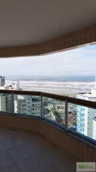 Apartamento, código 14880617 em Praia Grande, bairro Ocian