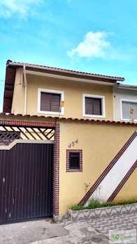 Sobrado, código 14880749 em Praia Grande, bairro Canto do Forte