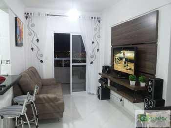 Apartamento, código 14881120 em Praia Grande, bairro Ocian