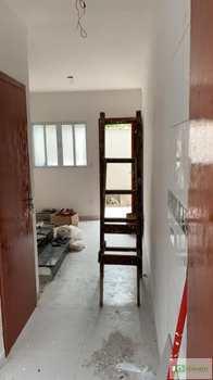 Casa de Condomínio, código 14881180 em Praia Grande, bairro Maracanã