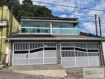 Sobrado, código 14881214 em Praia Grande, bairro Canto do Forte