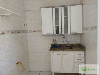 Kitnet, código 14881232 em Praia Grande, bairro Ocian