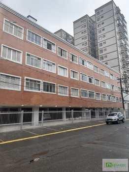 Apartamento, código 14881237 em Praia Grande, bairro Ocian