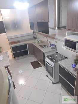 Apartamento, código 14881267 em Praia Grande, bairro Guilhermina