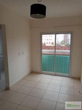 Apartamento, código 14881335 em Praia Grande, bairro Aviação